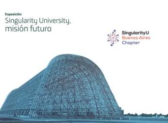 "Fundación Telefónica presentó ""Singularity University, misión futuro"""