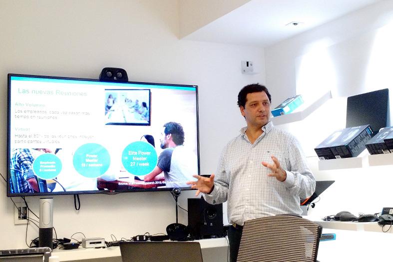 Logitech: nuevo player en el mercado de la videoconferencia