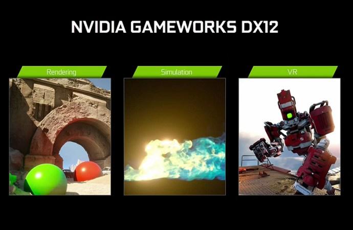 NVIDIA presentó GameWorks DX12