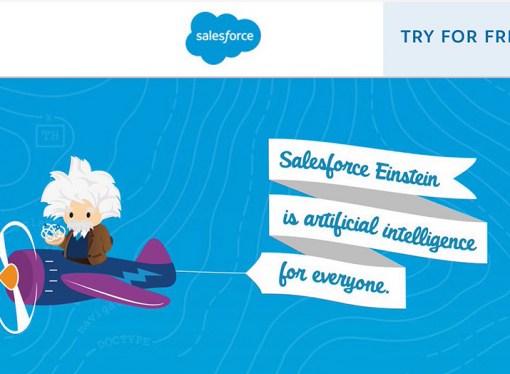 Salesforce extiende Commerce Cloud Einstein