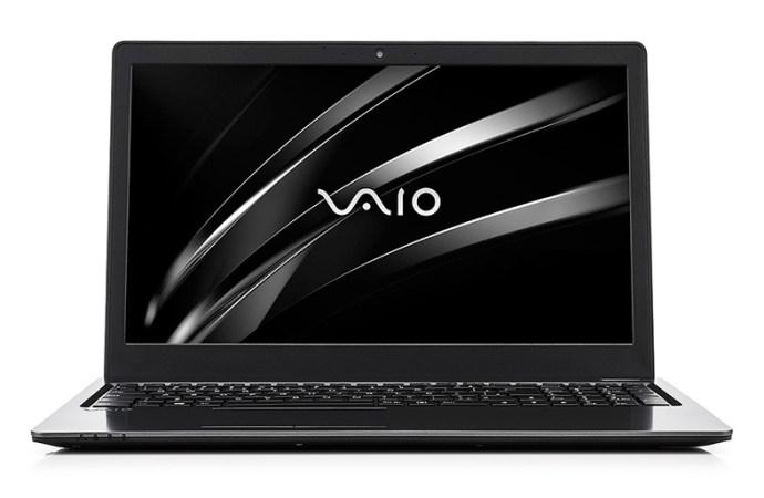 VAIO presentó su nueva notebook Fit 15S