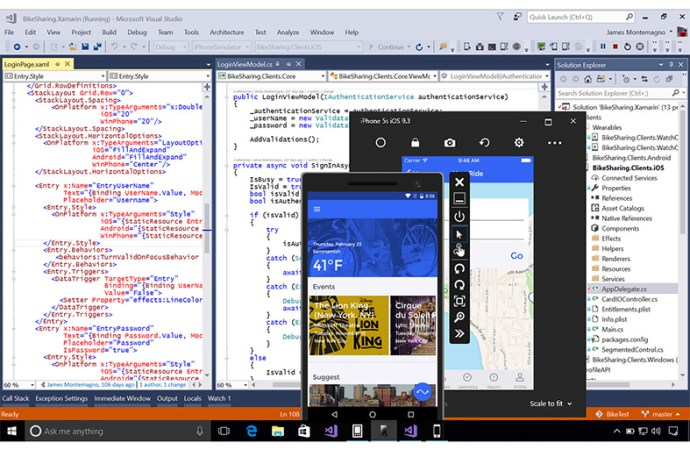 Microsoft lanzó Visual Studio 2017
