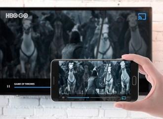 """HBO GO llegó a la """"pantalla grande"""" del hogar con Chromecast"""