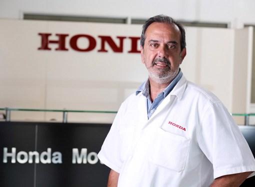 Honda Motor Argentina nombró a Jorge Fernández como nuevo VP