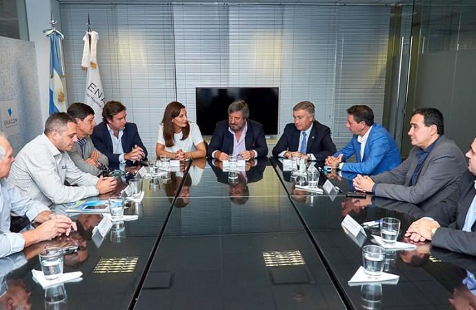 Enacom firmó convenios con municipios de Córdoba