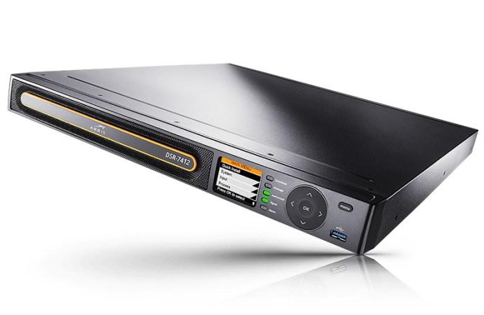 ARRIS presentó nuevos receptores de satélite compatibles con HEVC y DVB-S2X