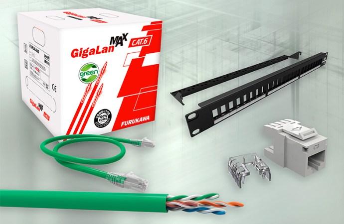 Furukawa lanzó GigaLan Max Green