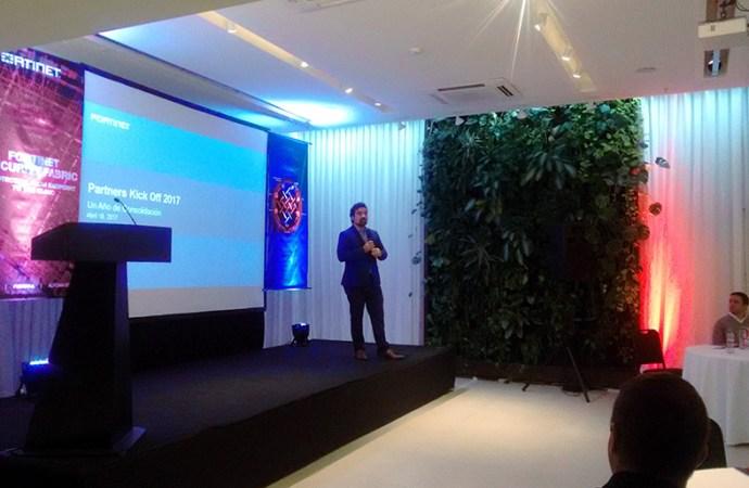 Los socios del canal apuestan al crecimiento con Fortinet en el 2017