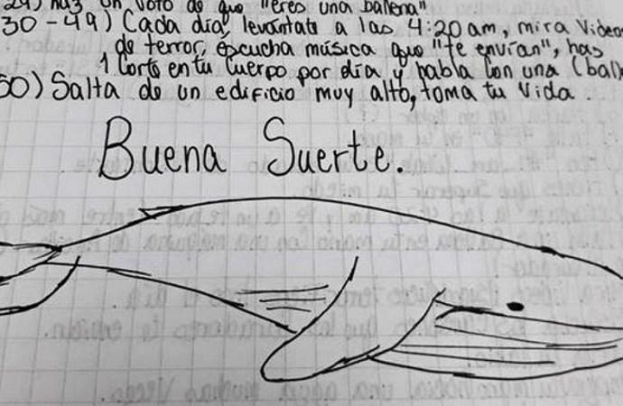 """México Ciberseguro acerca consejos para alertar sobre """"la ballena azul"""""""
