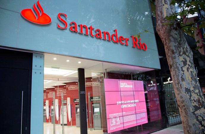 Santander Río incorpora inteligencia artificial en sus créditos hipotecarios