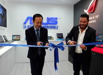 Se inaugura en México la primer ASUS STORE