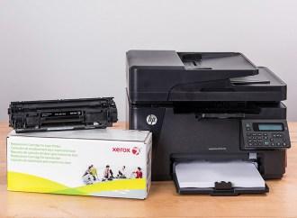 Xerox presentó los suministros Xerox-Non-Xerox