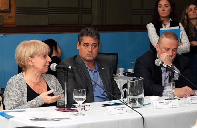 El CONACAI debatió lineamientos para una nueva ley de comunicaciones