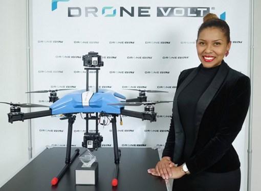 DRONE VOLT busca incrementar su presencia en mercados verticales