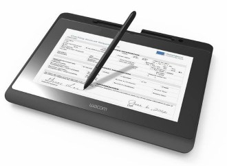 Wacom lanzó su display interactivo DTH-1152