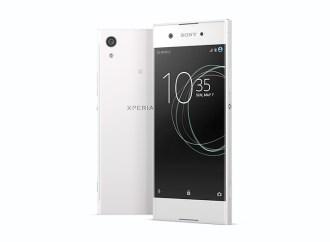 Sony Mobile presentó sus nuevos smartphones Xperia XA1 y L1