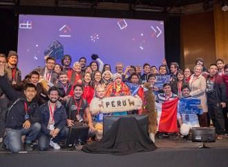 Delegación peruana obtiene primer lugar en competencia de FAB13
