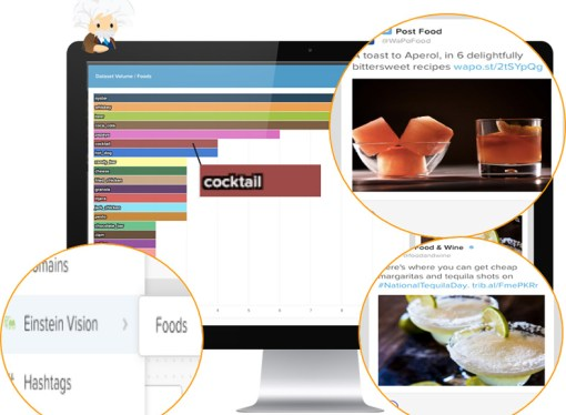 Salesforce permite el reconocimiento de imágenes con Einstein Vision for Social Studio
