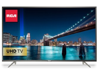 "RCA presentó su nuevo smart TV ultra high definition de 65"" en Argentina"