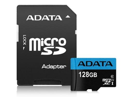 ADATA implementó estándaresSD A1 y V10/V30 en tarjetas Premier y Premier Pro