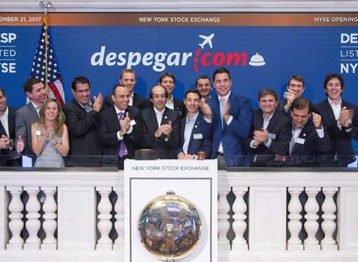Despegar.com anunció el precio de su oferta pública de acciones