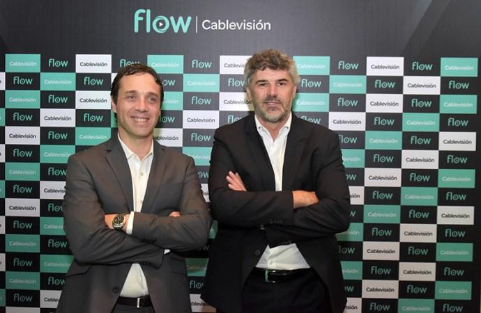 Cablevisión lanzó Flow en Uruguay