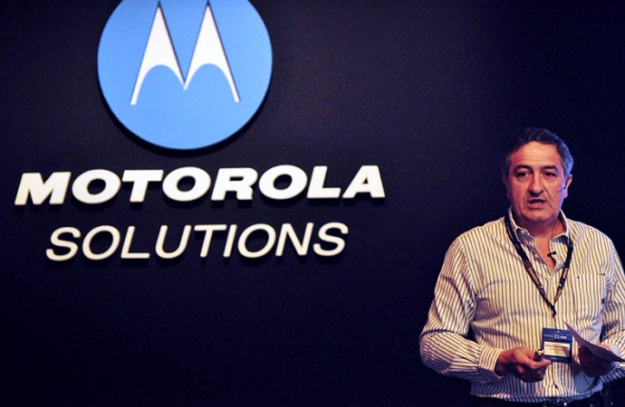 Motorola Solutions capacitó a sus distribuidores mayoristas y top partners
