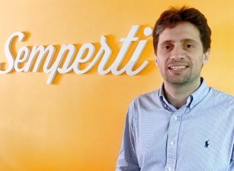 Semperti nombró gerente de desarrollo e innovación