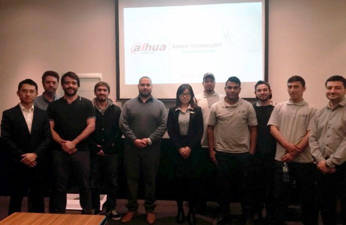 Dahua University llegó a la Argentina