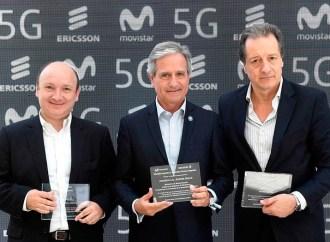 Movistar y Ericsson realizaron la primera demostración 5G en Argentina