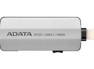 ADATAlanzó la unidad flash USB OTG para iOS i-Memory AI720 iOS