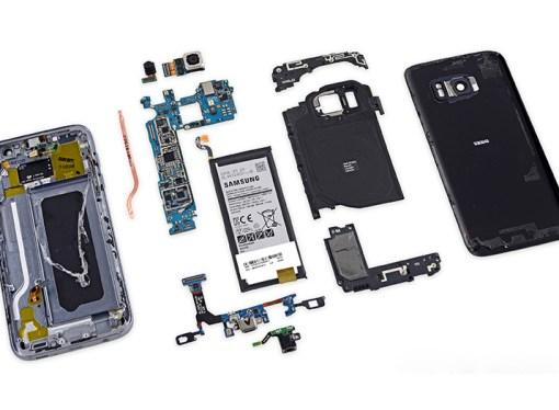 ¿Cuáles son los componentes más caros de un celular?