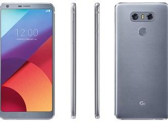 El smartphone LG G6 llegó a Argentina con máxima comodidad gracias a su pantallaFullVision