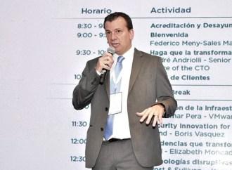 VMware nombró Sales Manager para Bolivia, Chile, y Perú a Federico Meny