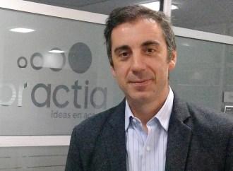 Practia nombró Jefe del mercado de servicios financieros a Santiago Blois