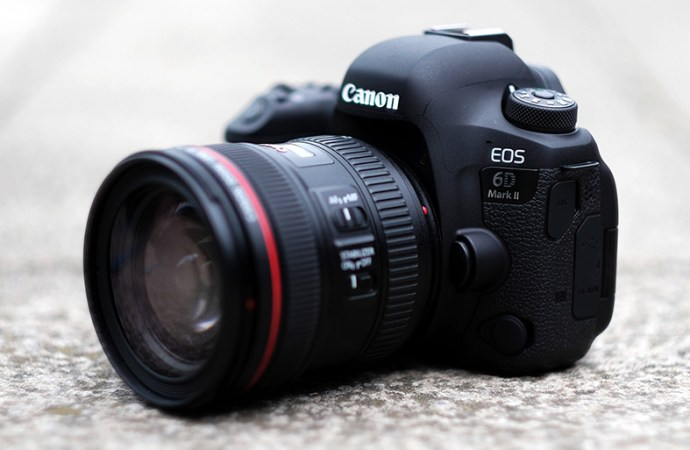 La DSLR EOS 6D Mark II llegó a cautivar los sentidos de los fotógrafos