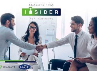 Seagate presentó los programas para socios Seagate Insider y LaCie Insider