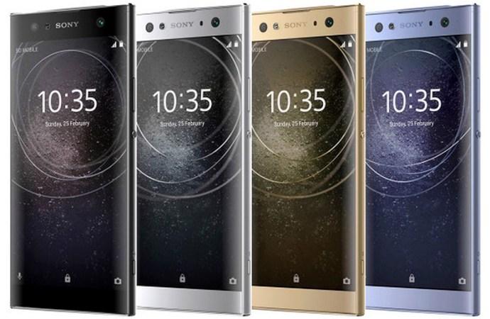 Sony Mobile presentó los smartphones Xperia XA2 y Xperia XA2 Ultra