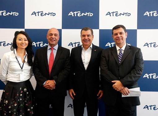 Atento inauguró un nuevo centro de relación con clientes en Sao Paulo