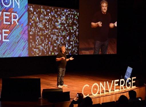 Globant congregó a más de mil personas en el evento CONVERGE