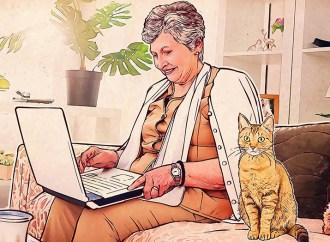 La preocupación por la ciberseguridad de parientes mayores no se traduce en acción