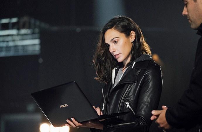 Gal Gadot es la nueva embajadora de marca para Colombia de ASUS