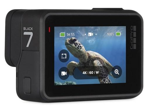 GoPro lanzó su nueva cámara HERO7 Black en Argentina