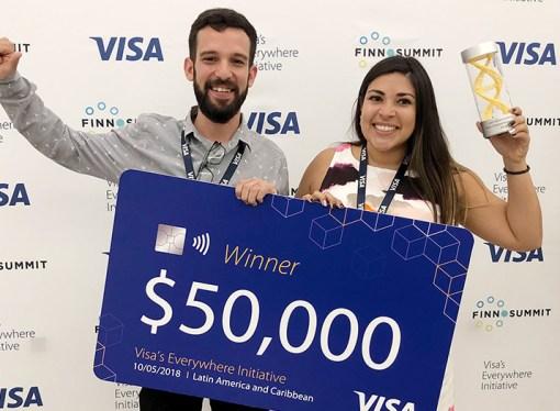 Visa's Everywhere Initiative anunció a Culqi como ganador de América Latina y el Caribe
