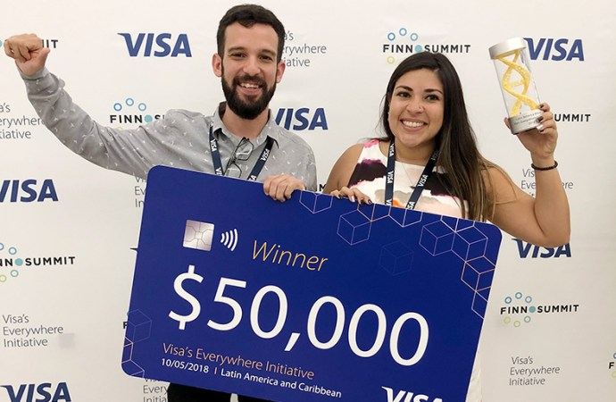 Visa's Everywhere Initiative anunció a Culqi como ganador regional