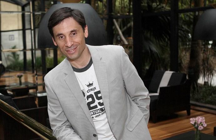 Willian Pimentel, director regional de Canales y Alianzas en Citrix