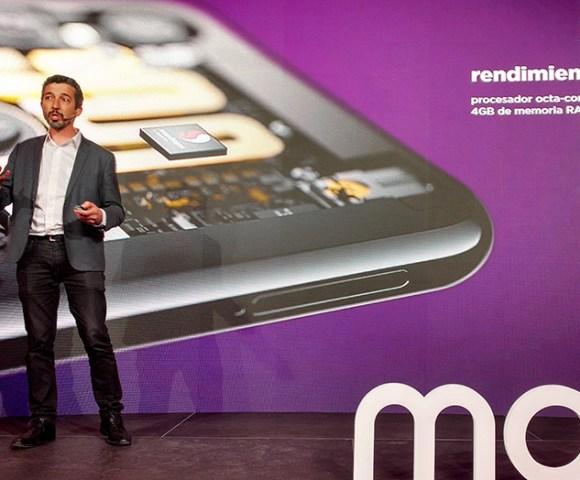 Martín Errante, gerente de Producto Regional Motorola