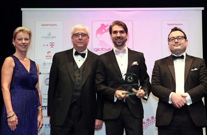 Neutrona Networks, ganador en los Global Carrier Awards 2018