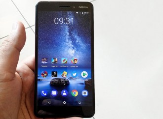 Android 9 Pie llegó a Nokia 6.1 en Argentina