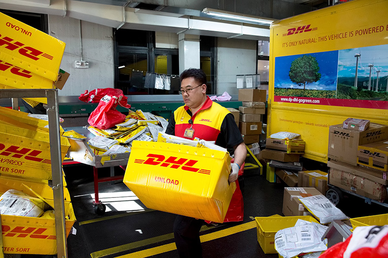 DHL Express lanzó Compra Fácil